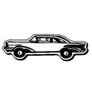 Promotional Magnetic Memo Holders-Car9
