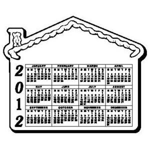 Promotional Magnetic Calendars-House10