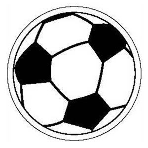 Promotional Magnets Miscellaneous-Soccerball3