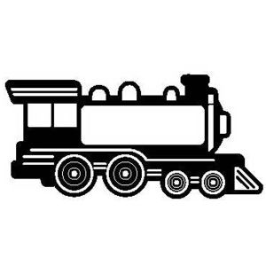Promotional Magnetic Memo Holders-Train1
