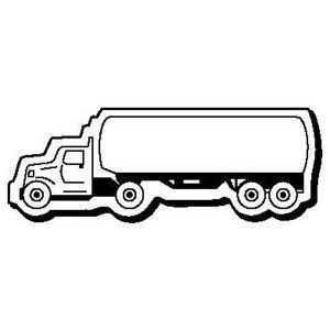 Promotional Magnetic Memo Holders-Truck5
