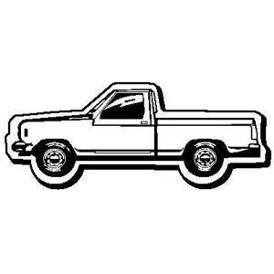 Promotional Magnetic Memo Holders-Truck6