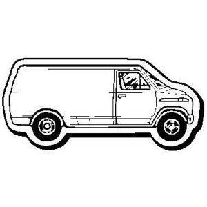 Promotional Magnetic Memo Holders-Van1