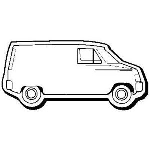 Promotional Magnetic Memo Holders-Van4