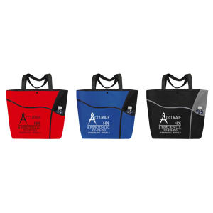 Conference tote bag,