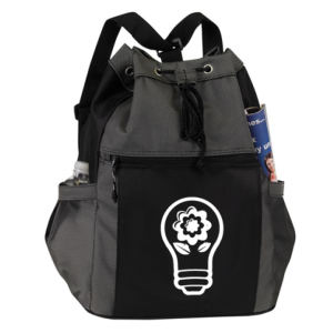 Promotional Drawstring Bags-BACKPACK-B968