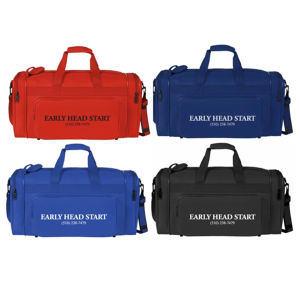 Promotional Gym/Sports Bags-DUFFEL-B985