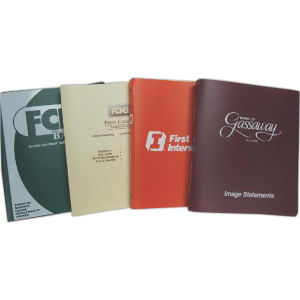 Promotional Loose Leaf Binders-P05-23