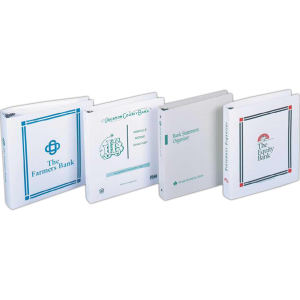 Promotional Loose Leaf Binders-P10-35
