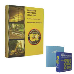 Promotional Loose Leaf Binders-SP10-23