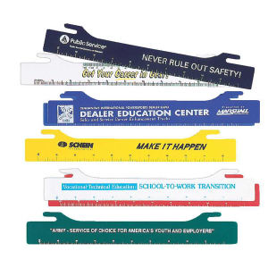 Ruler / Bookmark manufactured