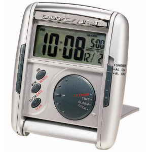 Promotional Desk Clocks-QHL004SLH