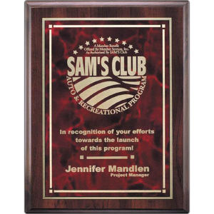 Promotional Plaques-AWP715-4114
