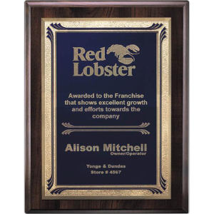 Promotional Plaques-AWP714-43