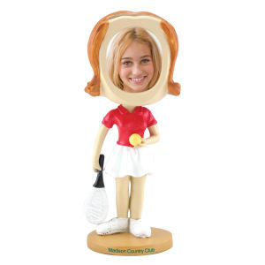 Single bobble head (girl's