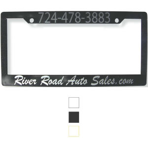 Promotional License Frames-LP-2