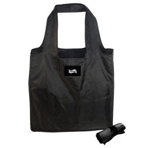 Reusable satin tote bag