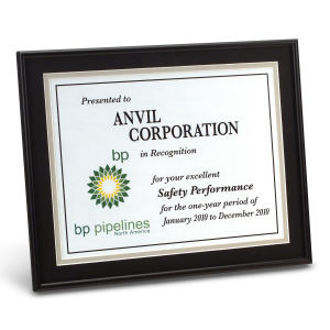 Promotional Certificates & Holders-CHJ