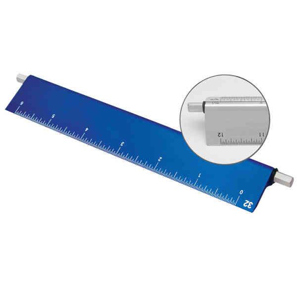 Aluminum 15 cm metric