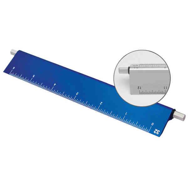 Aluminum 30 cm metric