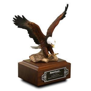 Porcelain Eagle - Hand