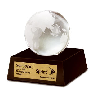 Promotional Globes-GLB (Clear)