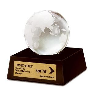 GLB - Glass globe,