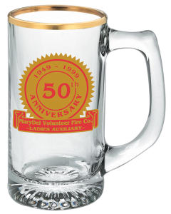 Glass 13 oz. beer