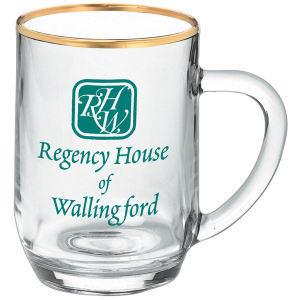 Promotional Glass Mugs-G 409