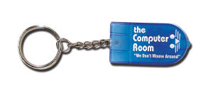 Promotional Keytags with Light-MO24