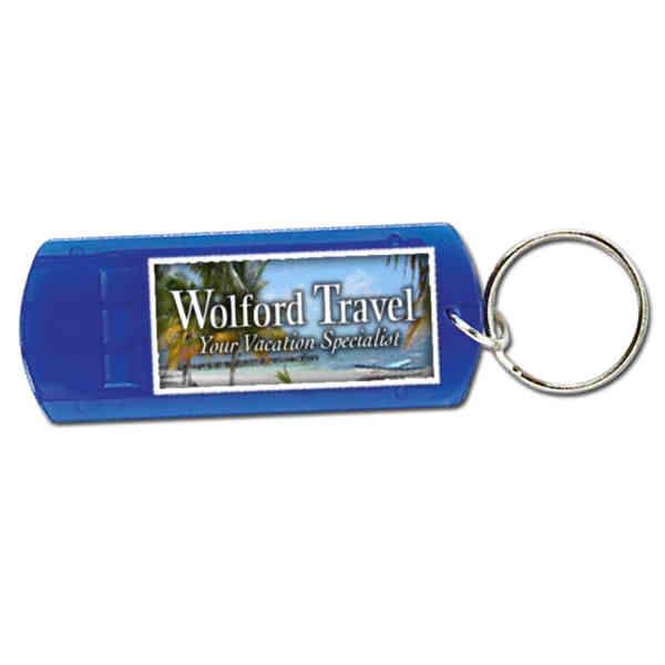 Full color three-tone whistle