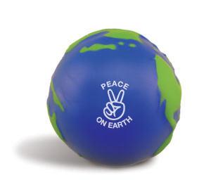Promotional Stress Balls-SBGLOBE