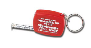 Promotional Metal Keychains-ST60