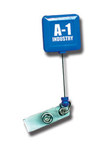 Promotional Retractable Badge Holders-BPR5
