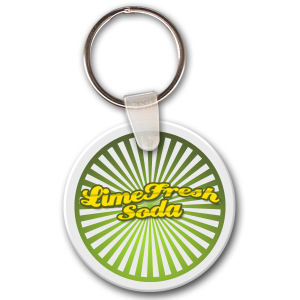 Promotional Retractable Badge Holders-KT-10752-FC