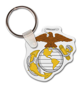 Promotional Metal Keychains-KT-18319