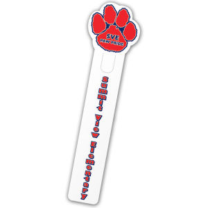 Promotional Bookmarks-123PAW