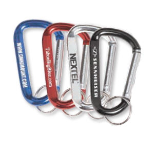 Promotional Carabiner Key Holders-CA15OP