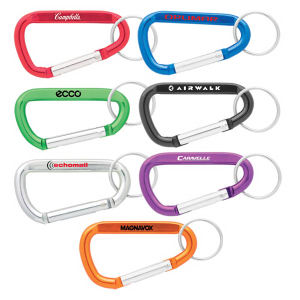 Promotional Carabiner Key Holders-L-350