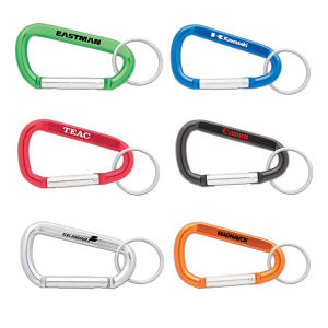 Promotional Carabiner Key Holders-L-370