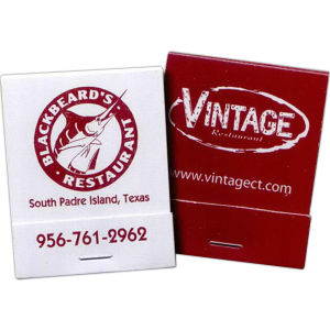 Promotional Matches-BG-20