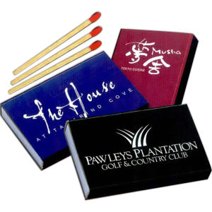 Promotional Matches-BXQ-1