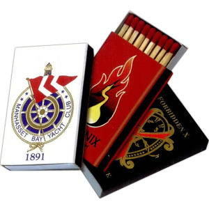 Promotional Matches-BXQ-3