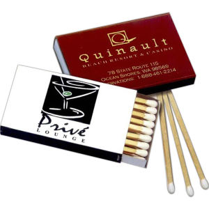 Promotional Matches-BXQ-2