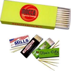 Promotional Toothpicks-TPICK