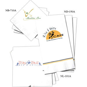 Promotional Napkins-