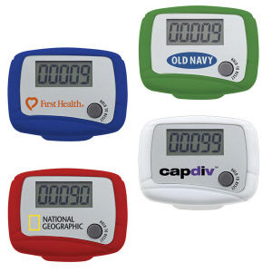 Promotional Pedometers-P-113e