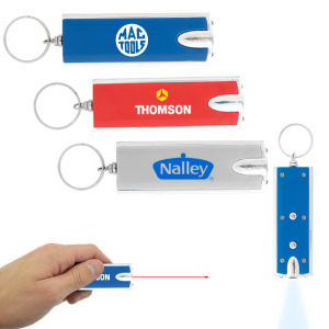 Promotional Keytags with Light-T-325