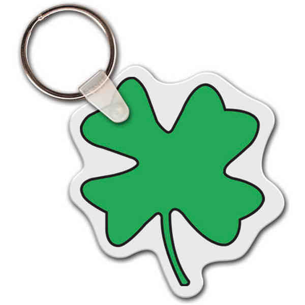Four leaf clover shape