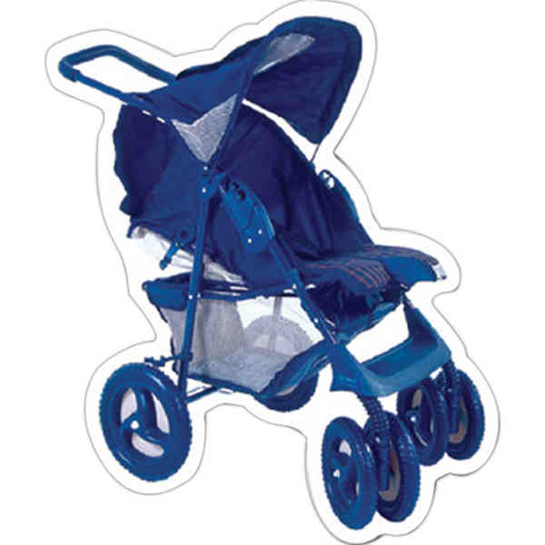 Baby stroller shape thin